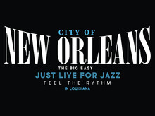 CITY OF NEW ORLEANS, Varsity, ...