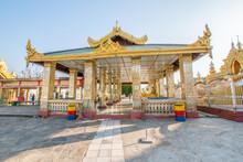 Kuthodwa Pagoda In Mandalay, Myanmar