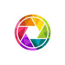 Camera Shutter Made In Colorfu...