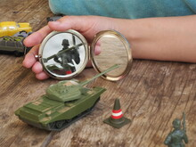 Children's Toys Military Tank ...