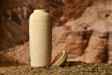 Jar For The Dead Sea Scrolls