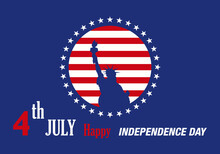Independence Day On America Fl...