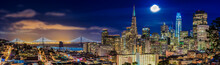 San Francisco Downtown Skyline...