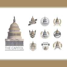 Collection Of Capitol Building...