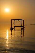 Fisherman Wooden Structure In ...