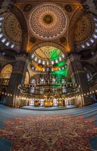 Yeni Cami (Mosque) In Eminonu ...