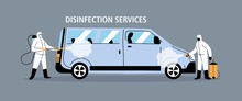 Service Van Disinfection By Co...