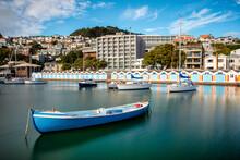 Wellington - New Zealand  Beac...