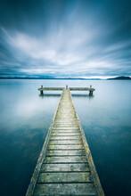New Zealand - Rotorua - Jetty ...