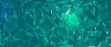 Abstract Polygonal Background....