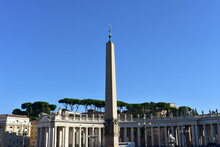 Vatican City, View Of St. Pete...