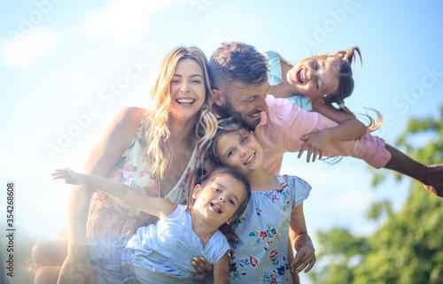 Fototapeta For the family photo album. obraz