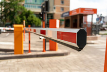 Parking Barrier And CCTV Acces...