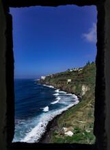 Landscape Through Window