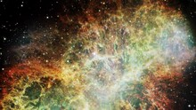 Flight Into The Crab Nebula/Pu...