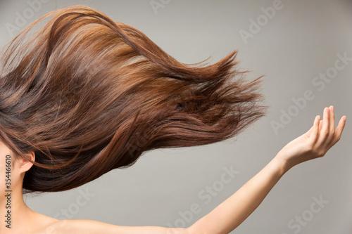 Fényképezés 躍動感ある髪