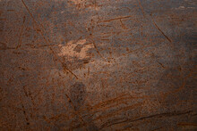 Grunge Rusted Metal Texture, R...