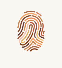 Fingerprint Of Many Different ...