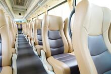 Comfortable Passenger Bus Inte...
