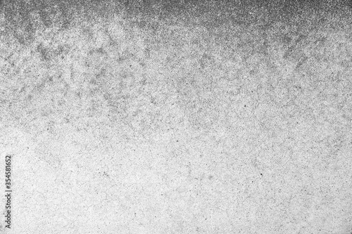 Foto Old and dirty concrete wall texture and background