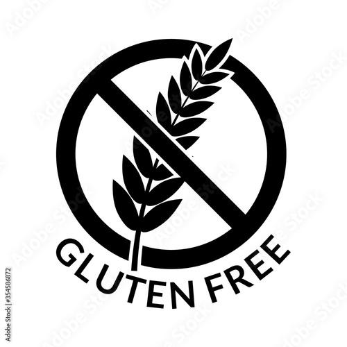 Fotografía Gluten fee icon