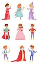 Funny Little Princes And Princ...
