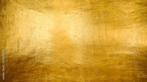 Fotomural Gold shiny wall abstract background texture Luxury and Elegant