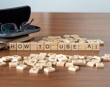 How To Use Ai Concept Represen...