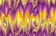 canvas print picture - abstract decorative colored decor