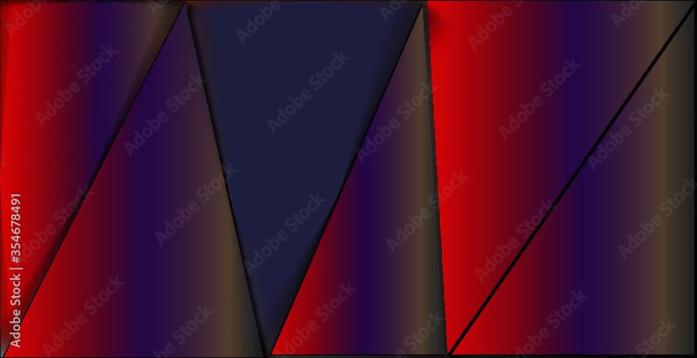 Fototapeta abstract background vector illustration