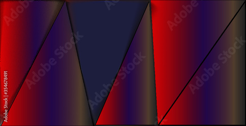 abstract background vector illustration - 354678491