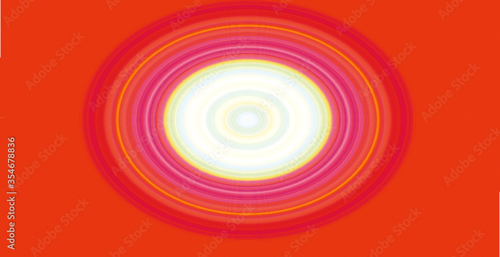 Fototapeta abstract background with circles