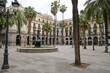 Barcelona during the Quarantine