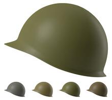 US M1 Military Helmet