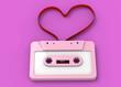 Leinwandbild Motiv Loving the music - 3D
