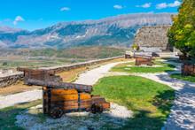 Cannon At Gjirokaster Castle I...