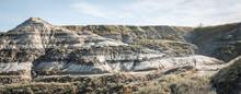 Canadian Badlands Desert Like ...