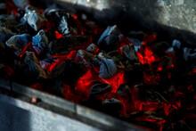 Hot Coals. Coal Combustion. Cl...