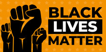 Black Lives Matter. Vector Ill...