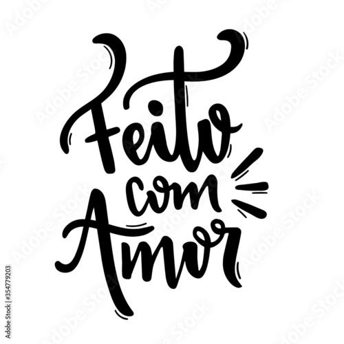 Feito com Amor Tapéta, Fotótapéta