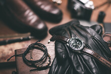 Men Watch And Accessories
