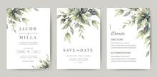 Wedding Invitation Template Ca...