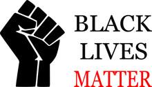 Black Lives Matter Illustratio...