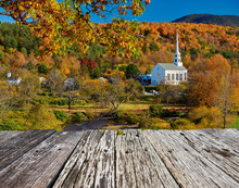 Iconic New England Church In S...