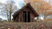 La Hougue Bie Neolithic Hut In Jersey