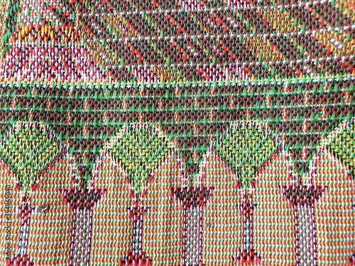 Photo Embroidery culture kashmir artwork