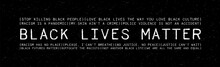 Black Lives Matter Grunge Rubb...