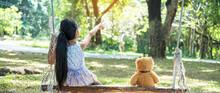 Teddy Bear Is A Best Friend Fo...