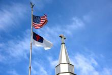 Cross Stands As Symbol Of Hope In America