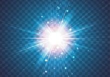 透過する光素材